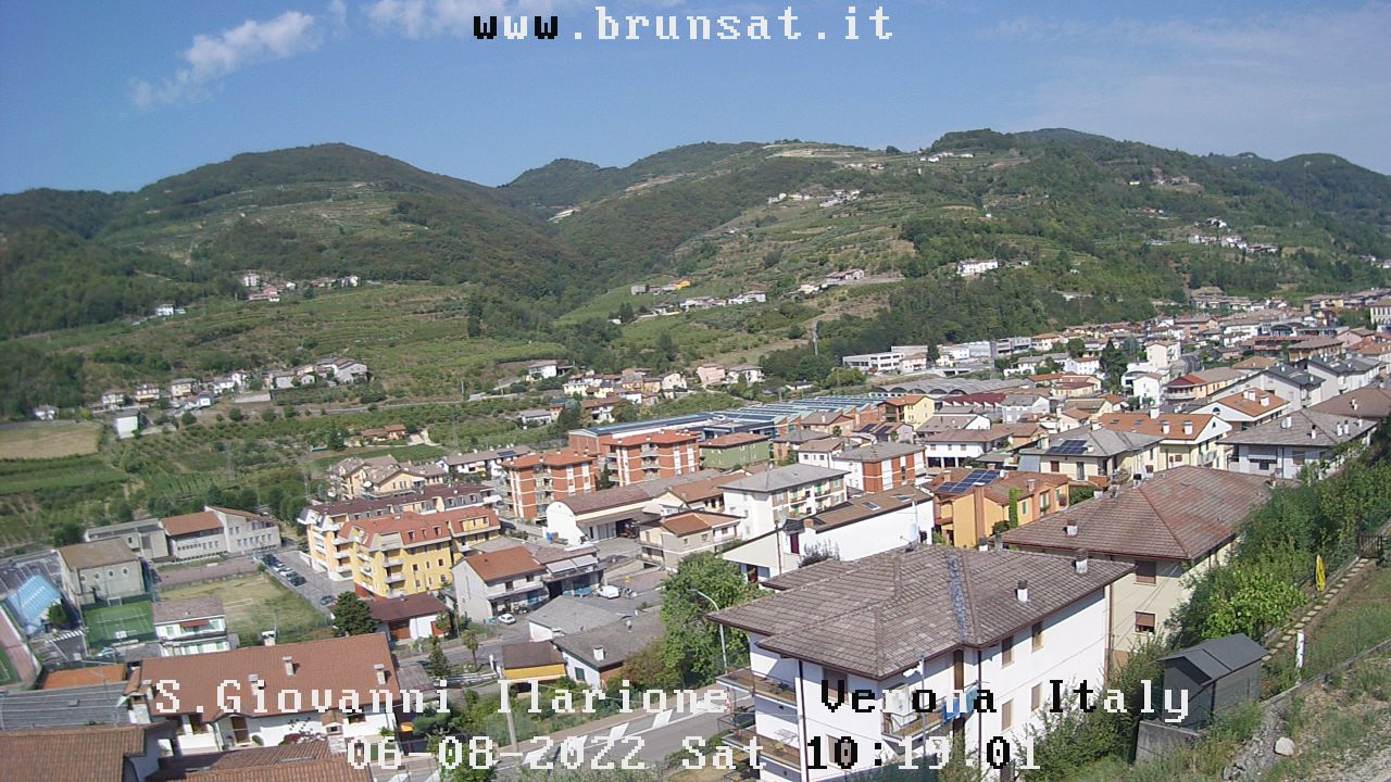Webcam San Giovanni Ilarione