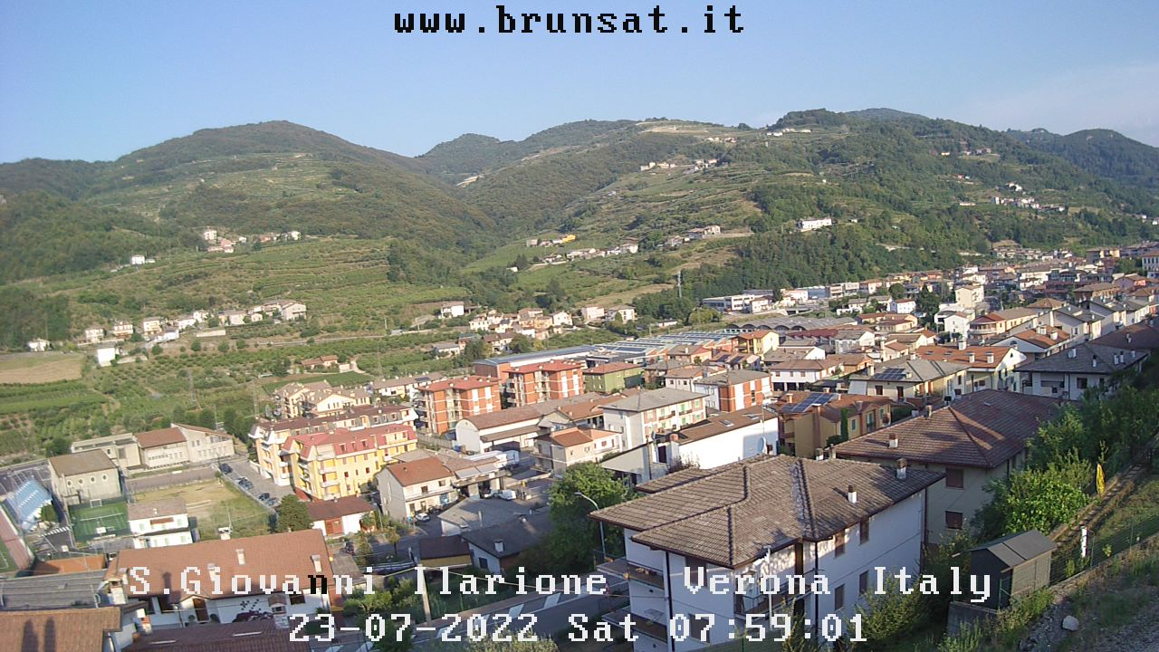 Webcam Alta Valle Dell'alpone
